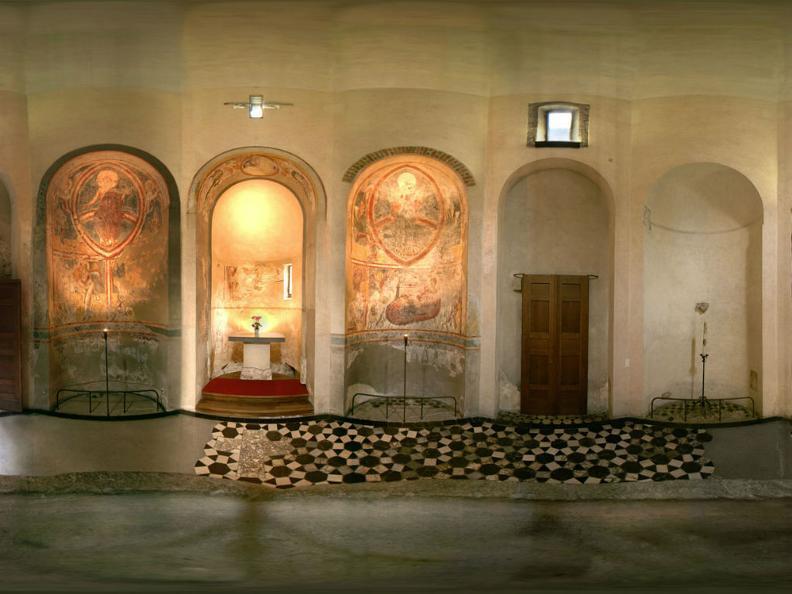 Image 1 - Baptistère de Riva San Vitale