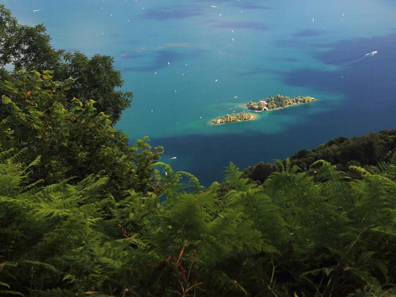 Image 2 - The Brissago Islands - Botanical garden