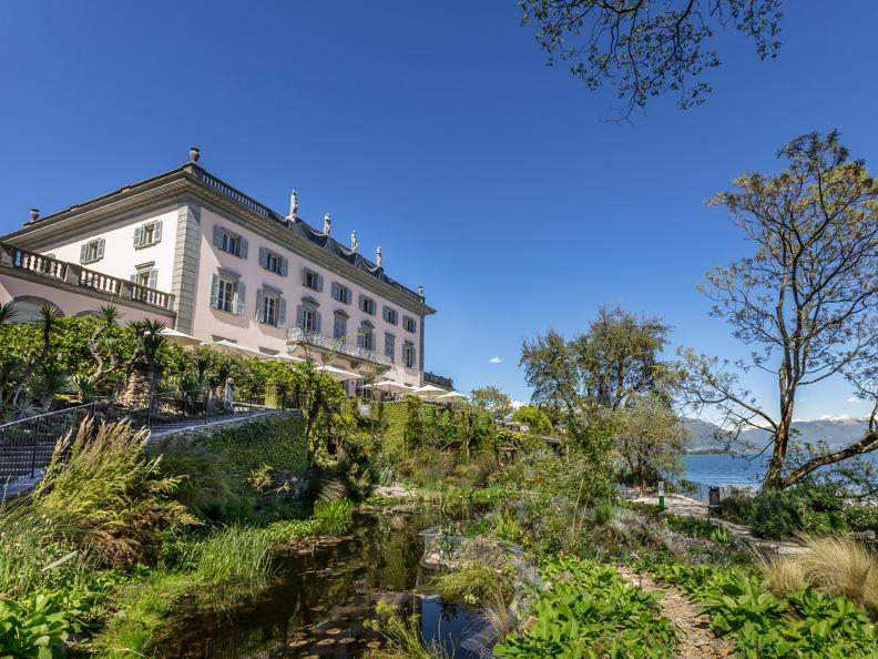 Image 3 - The Brissago Islands - Botanical garden