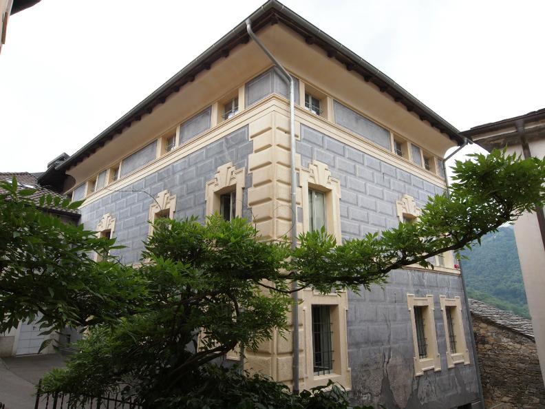 Image 0 - Museo etnografico della Valle di Muggio (MEVM)