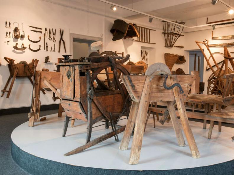 Image 8 - Museum der bäuerlichen Zivilisation des Mendrisiotto