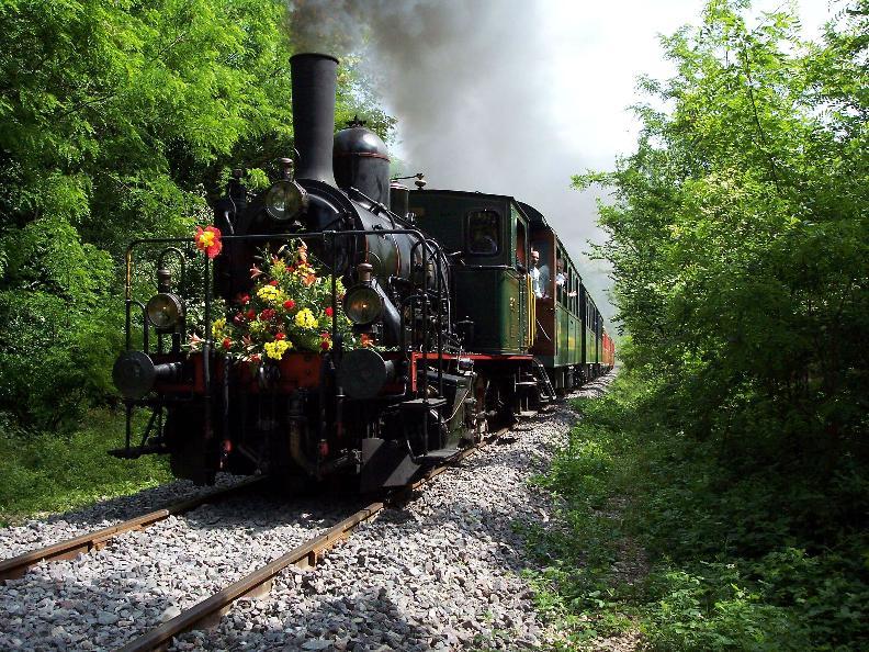 Image 4 - Treno d'epoca