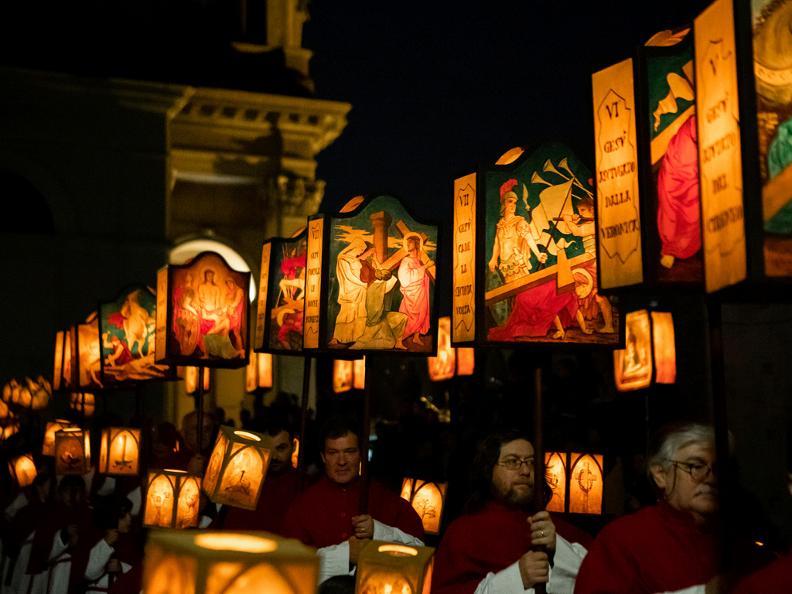 Image 1 - Processioni della Settimana Santa a Mendrisio