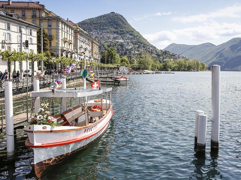Image 3 - Società Navigazione del Lago di Lugano
