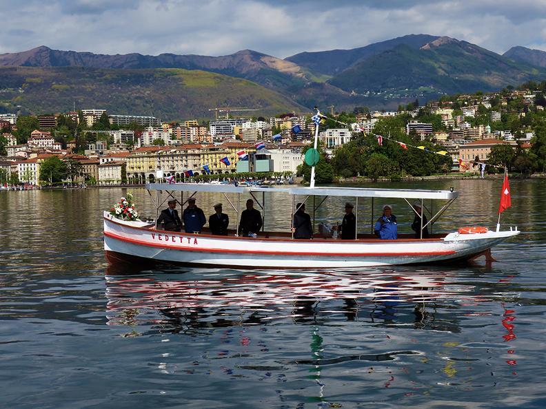 Image 4 - Società Navigazione del Lago di Lugano
