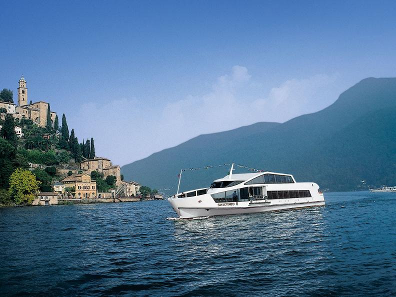 Image 1 - Società Navigazione del Lago di Lugano