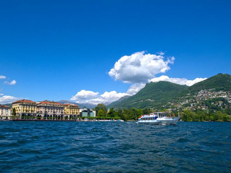 Image 5 - Società Navigazione del Lago di Lugano