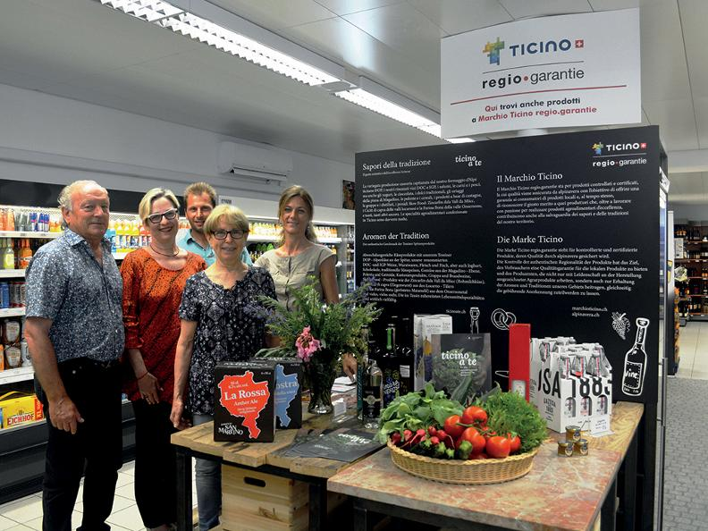 Image 1 - Marke Ticino regio.garantie