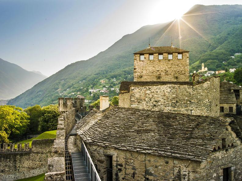 Image 0 - I Castelli di Bellinzona