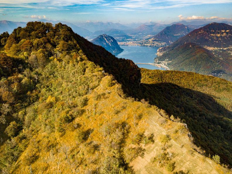 Image 1 - Monte San Giorgio, une mer de souvenirs