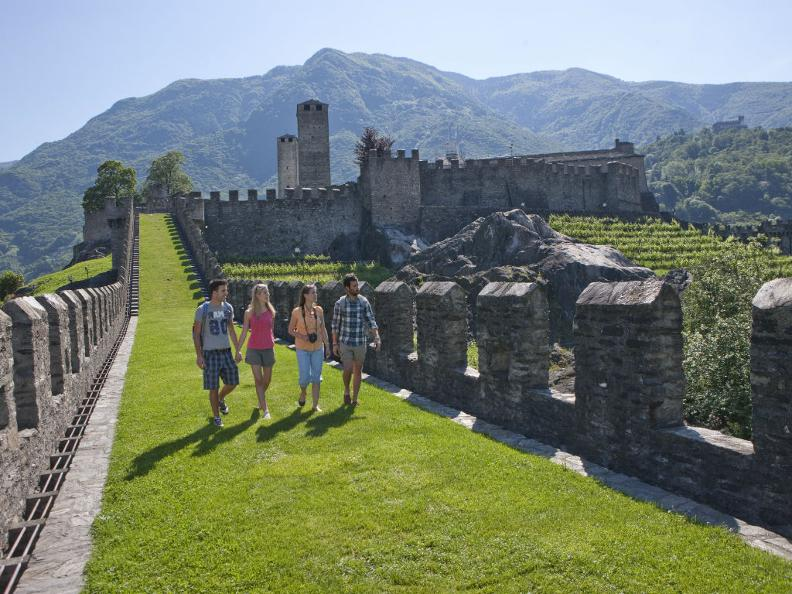 Image 2 - I Castelli di Bellinzona