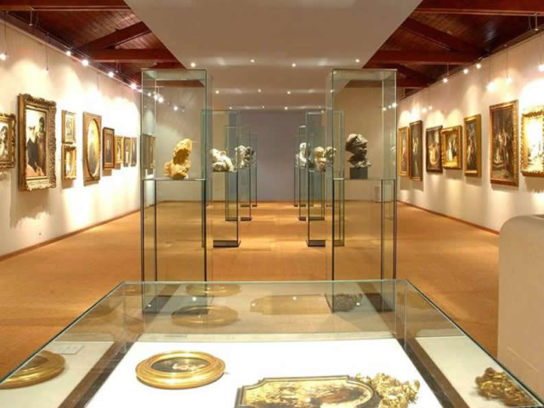 Image 1 - Pinacoteca Giovanni Züst