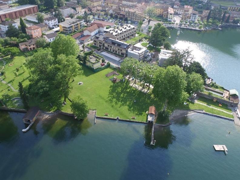 Image 0 - Lido Comunale Riva San Vitale