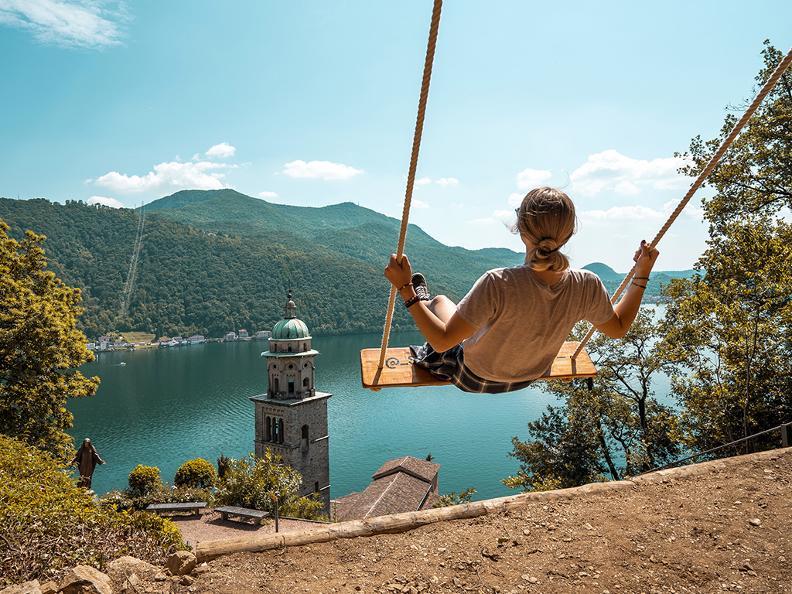 Image 10 - Swing the World - Ticino