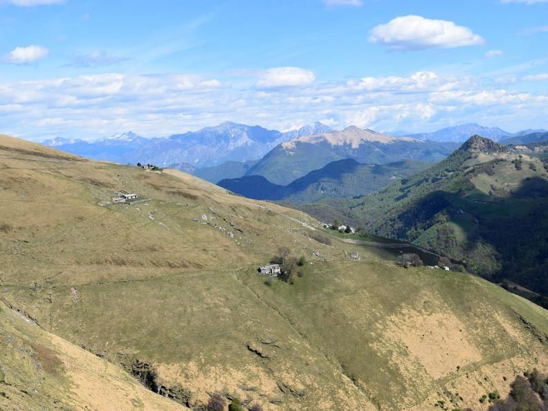 Image 6 - From the Mara Valley to the Valle di Muggio