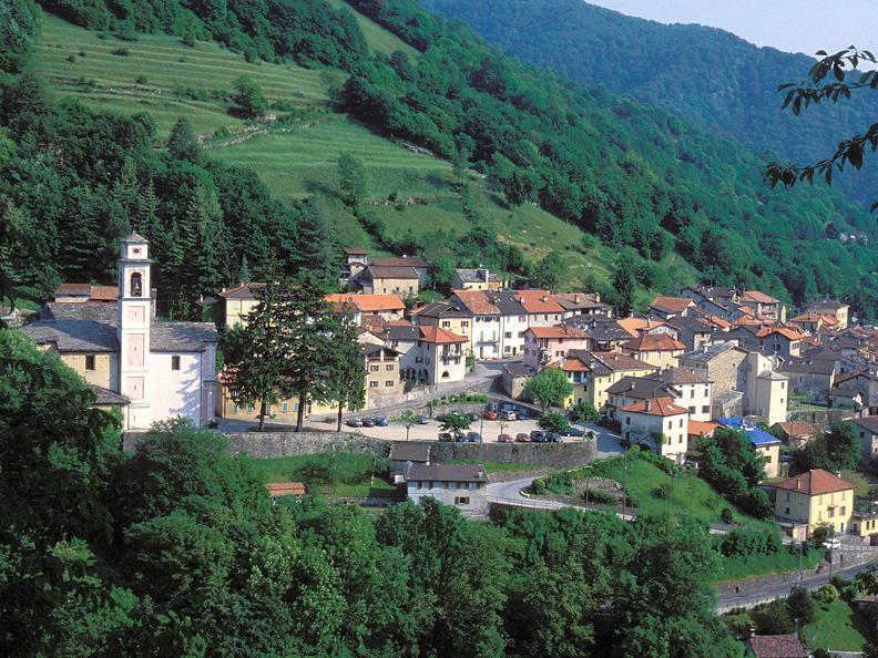 Image 2 - Round trip to Muggio Valley