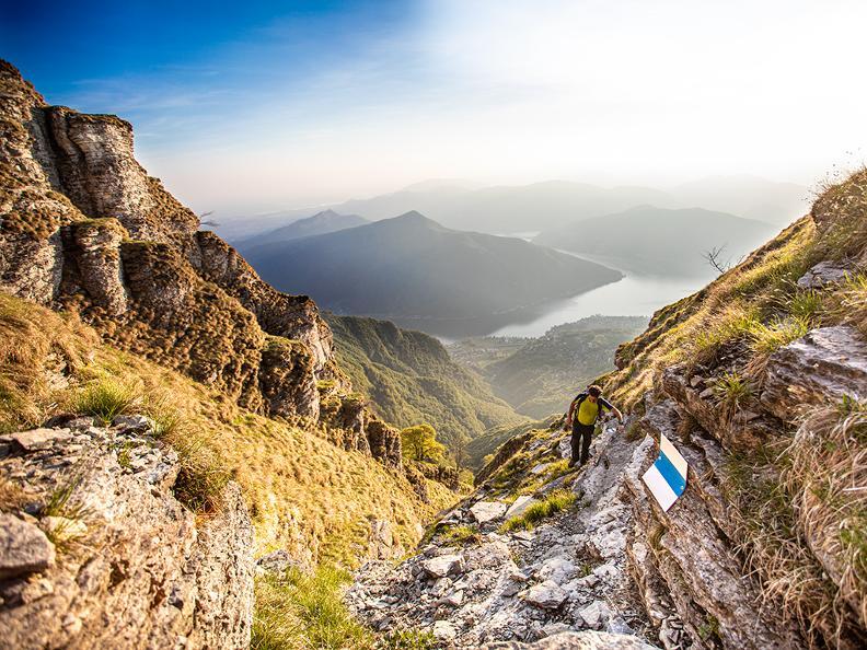 Image 1 - Variante Monte Generoso - Sentiero Gianola