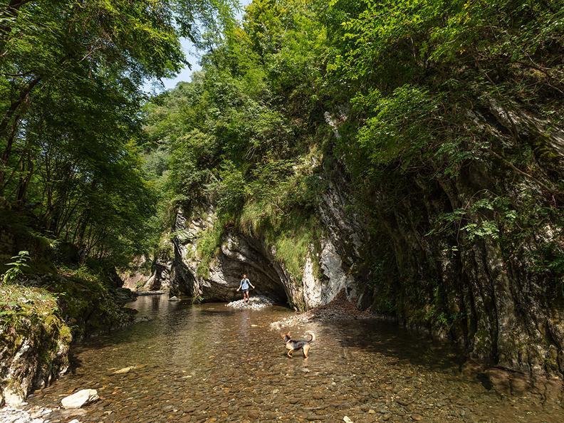 Image 0 - Parco delle Gole della Breggia