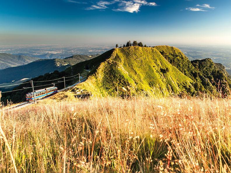 Image 0 - RailAway - Monte Generoso