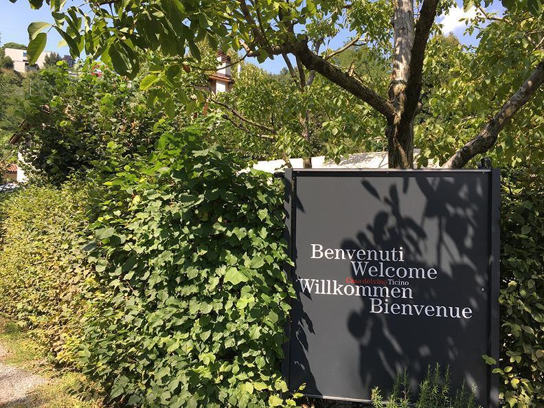 Image 0 - Casa del vino Ticino